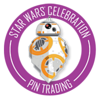 Star Wars Celebration Pin Trading